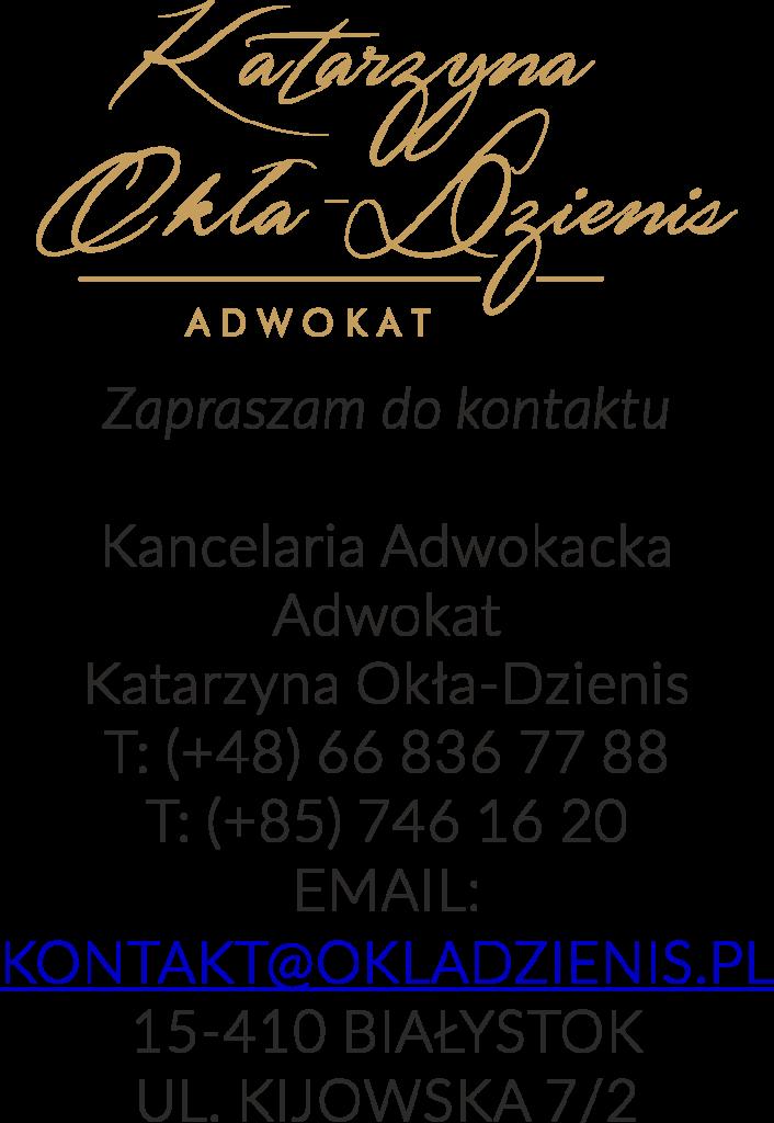 Adwokat Białystok
